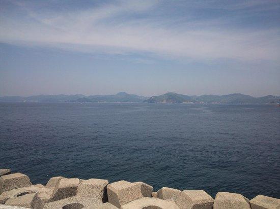 Iojima Island: 13.05.06【伊王島】島から見える海②