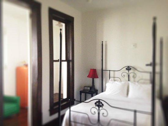 Hotel Havana: View of my room.