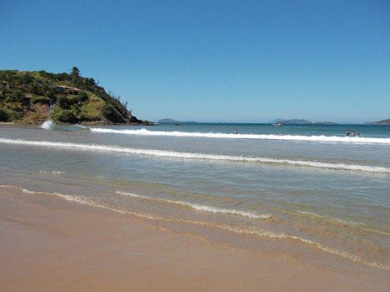 Geriba Beach : Extremo que lleva a Ferradurinha