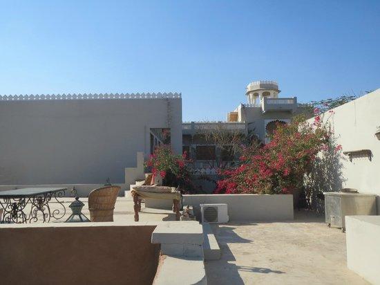 Barsingha Villa : roof top