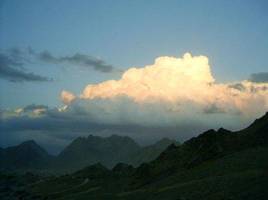 Kandahar Province, Afghanistan: Storm a comin