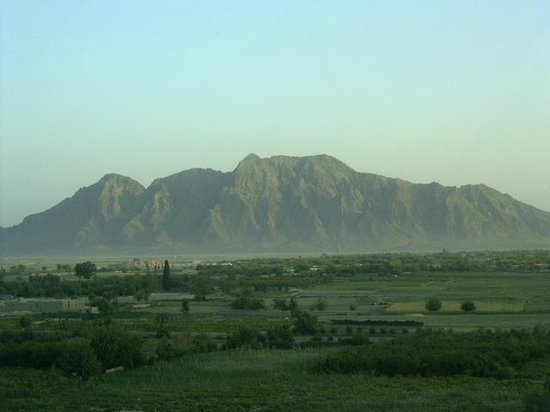 Kandahar Province, Afganistan: Kandahar in the Summer