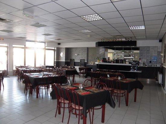 Restaurant L'Inedit: Notre salle
