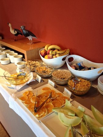 Hotel Tres Reyes: Breakfast at Tres Reyes Hotel