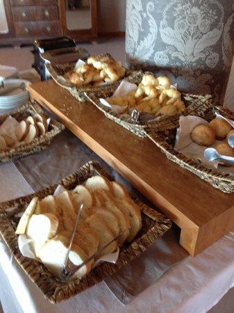 Hotel Tres Reyes: Breakfast