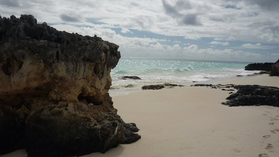 Coco Reef Resort Bermuda: Beach front