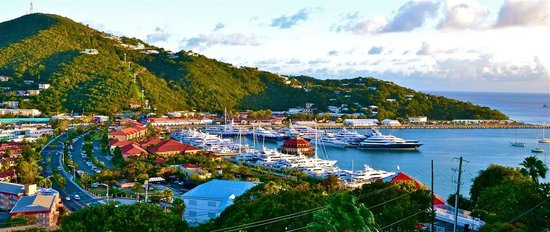Yacht haven grande from our room picture of bluebeard 39 s for Castle haven cabins