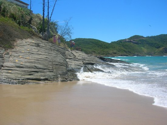 Brava Beach: Otra parte de la playa
