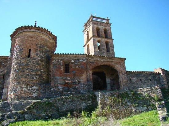 Mezquita de Almonaster la Real: Mezquita