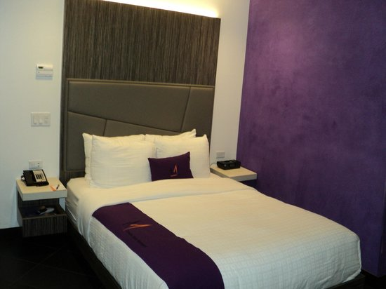 The Moment Hotel : Comfortable bed