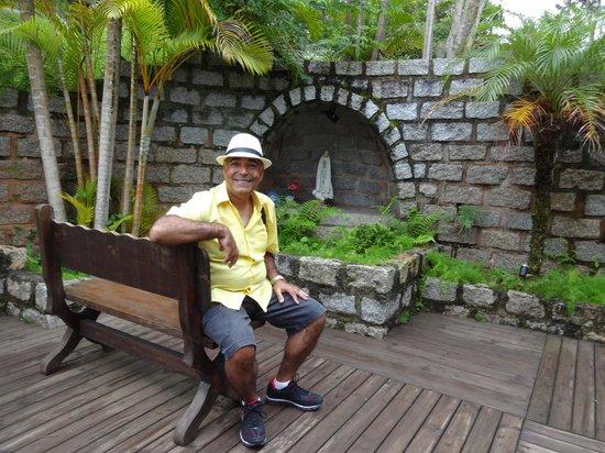 Praia Mole Hotel: Santuário do entorno do hotel