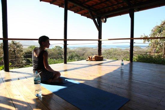 Casa MarBella: Yoga Room