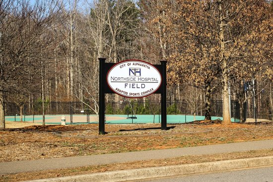 North Park: adapted field