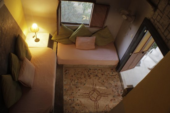 At Genesis Ek Balam, most rooms have private, outdoor showers ...