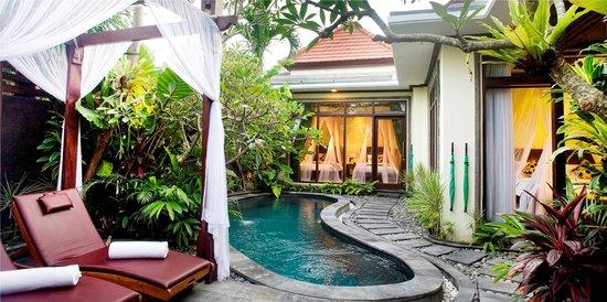 2 Bedroom Villa - Exterior