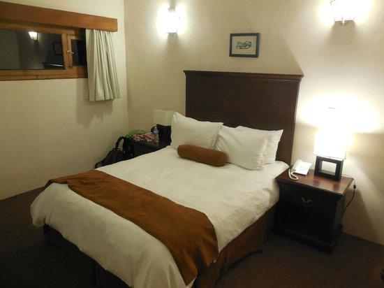 Hotel Casa Mexicana: chambre double standard