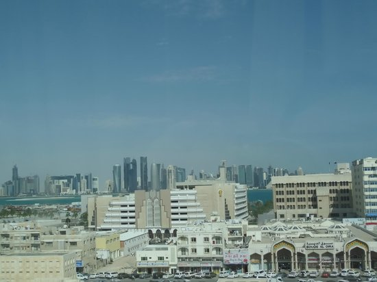 Kingsgate Hotel Doha: View