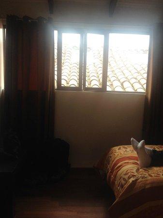 Hostal El Triunfo: Room