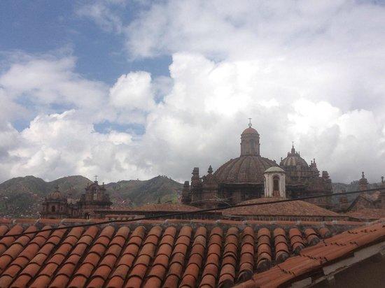 Hostal El Triunfo: Cathedral