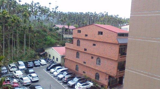 Sun Moon Lake Hotel: Mountain View