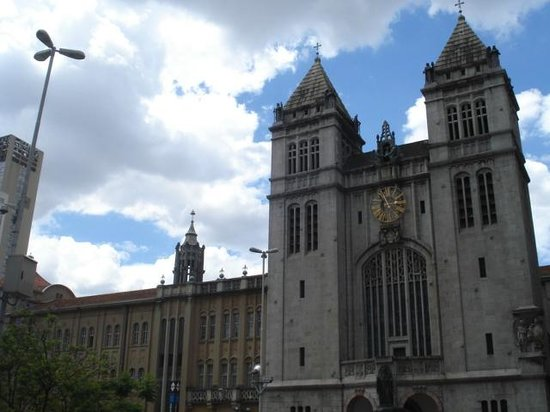 Mosteiro De Sao Bento: Mosteiro São Bento - São Paulo