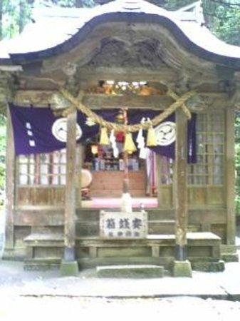 Hino-cho, Japón: 金持神社