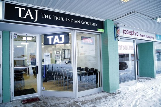 TAJ The True Indian Gourmet
