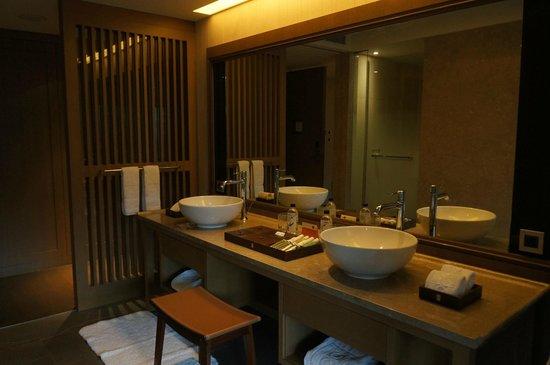Grand View Resort Beitou : 浴室