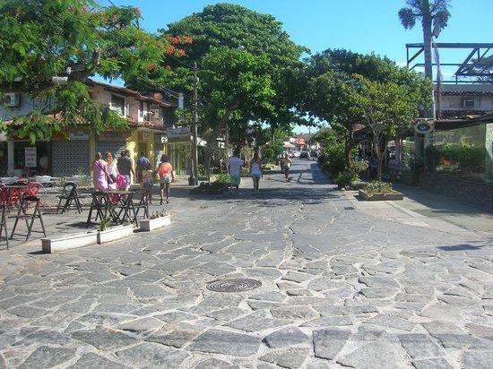 Calle de las Piedras (Rua das Pedras): Rua das Pedras