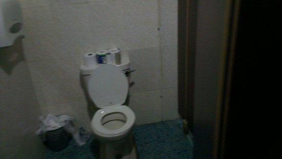 Dim Sum King: Dim sum toilet....eww