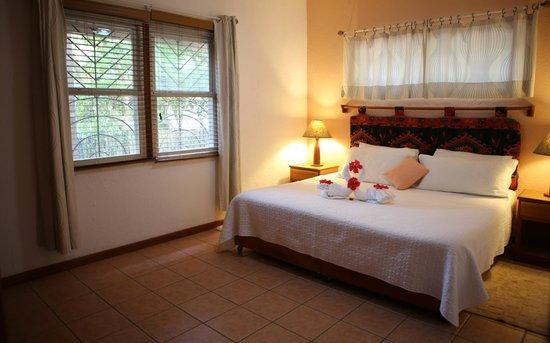 Xanadu Island Resort: Bedroom in 1 bedroom unit