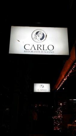 Carlo Ristorante Italiano : Hua Hin opposite Centara Hotel
