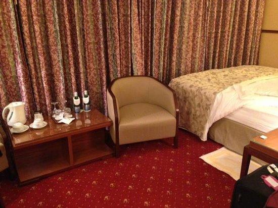 Golden Ring Hotel: Quarto luxo