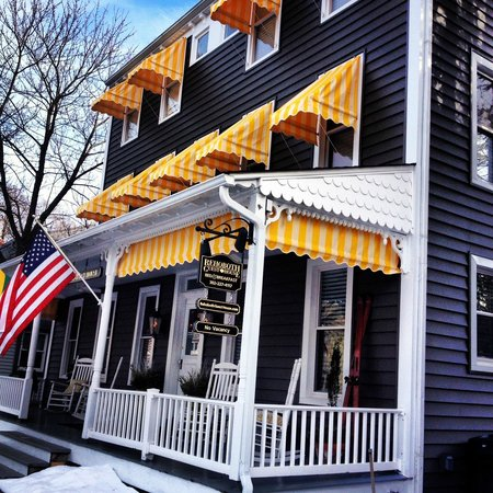 Rehoboth Guest House: Darling little B&B