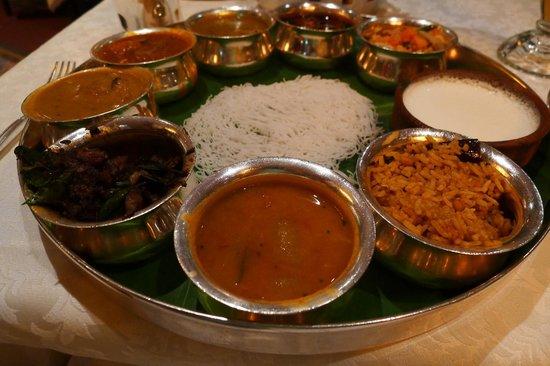 Dakshin : Non-veg Thali