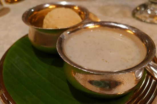 Dakshin : Ice cream and Payasam