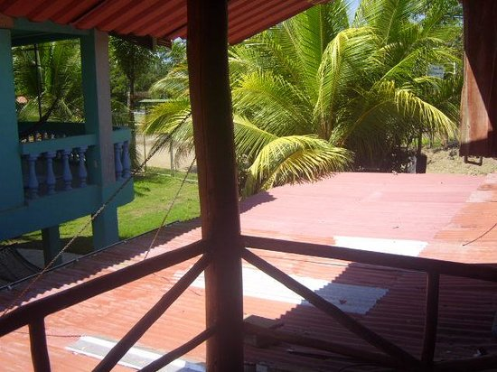La Ballena Roja Guest House Hotel: Second floor view