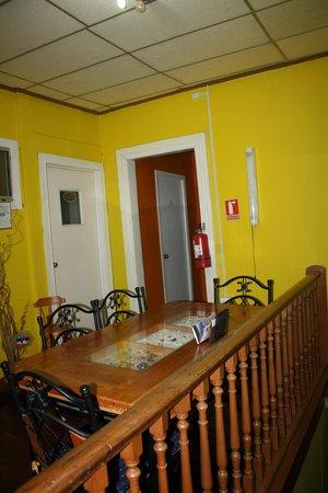 Alojamiento Ely: salle de repas