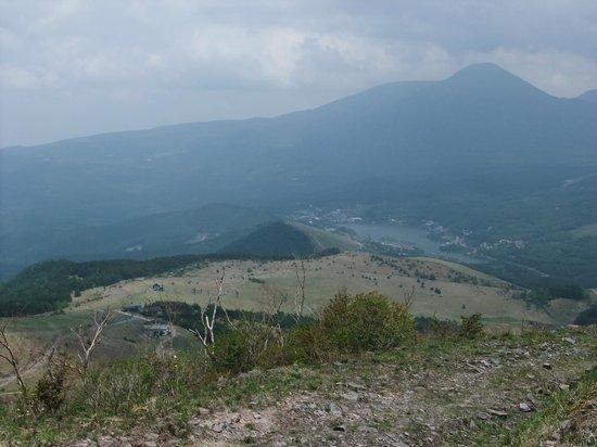 Kurumayama Highland : 天気が残念
