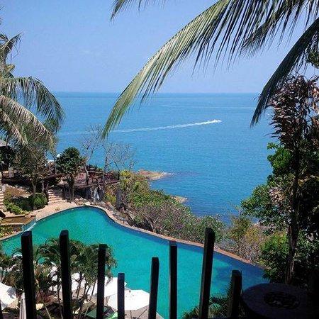 Panviman Resort - Koh Pha Ngan : Vue de la chambre