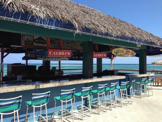 Wyndham Reef Resort : Beach Bar