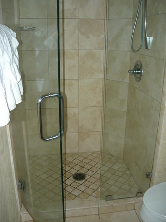 Outrigger Waikiki Beach Resort : Shower