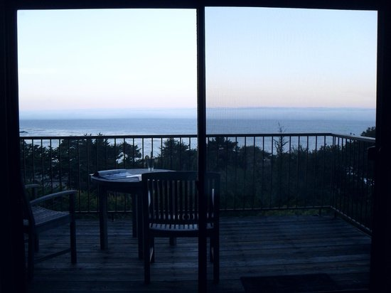 Hyatt Carmel Highlands: Beautiful view from our room