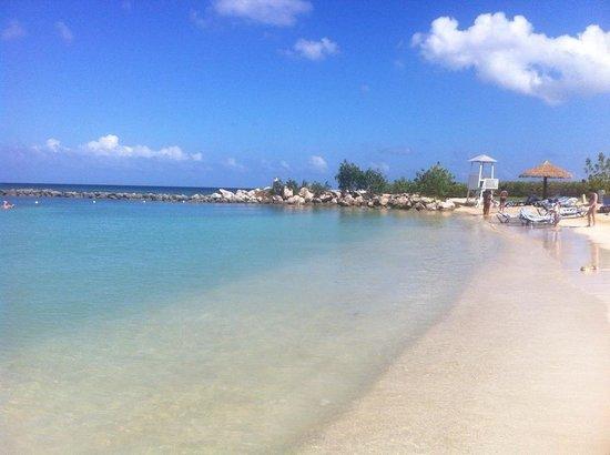 Sunscape Cove Montego Bay: Beach