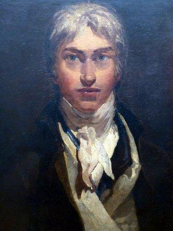 Tate Britain - Turner Self-portrait