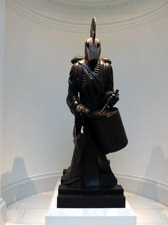 Tate Britain - sculptures