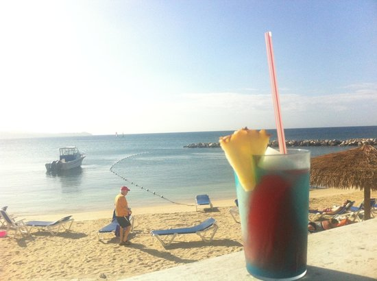Sunscape Cove Montego Bay: Yummy drinks