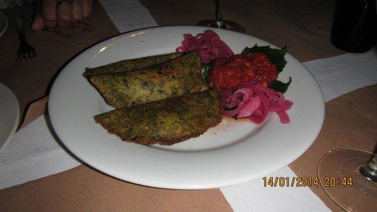 Kinich Tulúm : Empanaditas de Chaya
