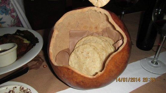 Kinich Tulúm : Tortillas