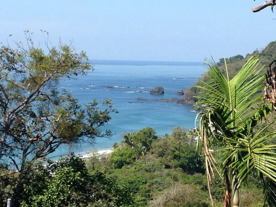 Hotel Costa Verde: Room with a view
